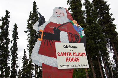 Santa Claus House | North Pole, Alaska