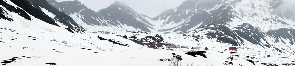 Independence Mine | Hatcher Pass, Alaska