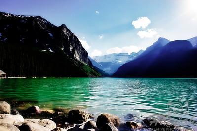 Banff Lake Louise Banff National Park in Alberta, Canada  © Copyright Hannah Pastrana Prieto