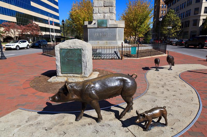 Vance Monument