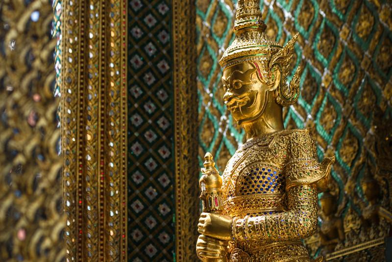 Impressionen aus Bangkok