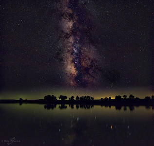 Burchard Lake 9/20/17