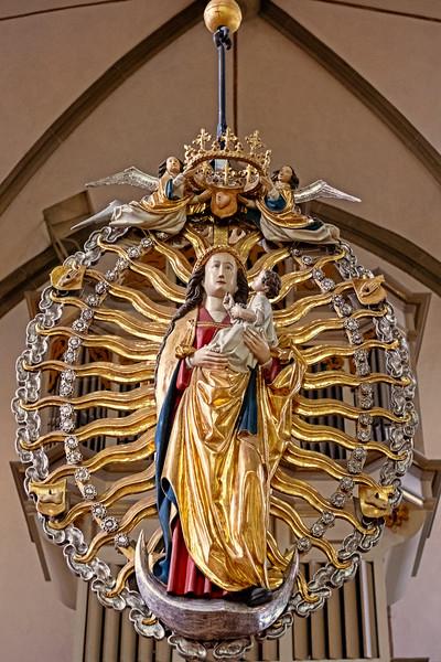 Heilig Kreuz Kirche in Stromberg
