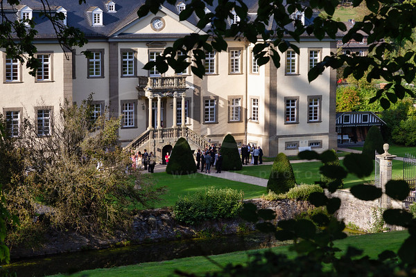 un mariage au château de Körtlinghausen | a wedding at Körtlinghausen Castle