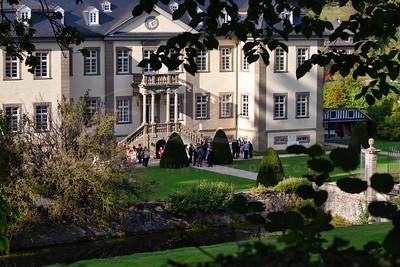 un mariage au château de Körtlinghausen   a wedding at Körtlinghausen Castle