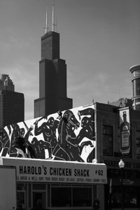 Cleon Peterson in Chicago