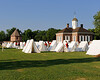 British Encampment 2009