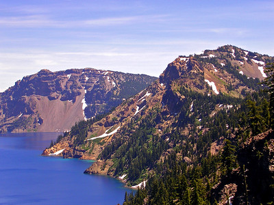 Crater Lake National Park, Oregon, US - 0005