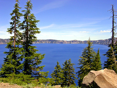 Crater Lake National Park, Oregon, US - 0003