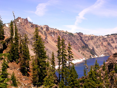 Crater Lake National Park, Oregon, US - 0007