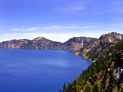 Crater Lake National Park, Oregon, US - 0004