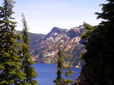 Crater Lake National Park, Oregon, US - 0010