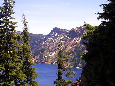 Crater Lake National Park, Oregon, US - 0010