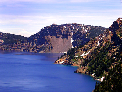 Crater Lake National Park, Oregon, US - 0002