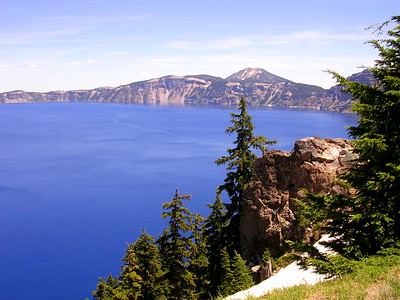 Crater Lake National Park, Oregon, US - 0008