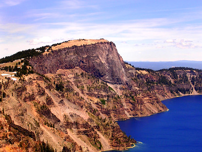 Crater Lake National Park, Oregon, US - 0011