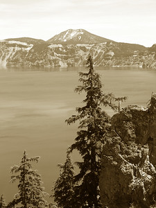 Crater Lake National Park, Oregon, US - 0006