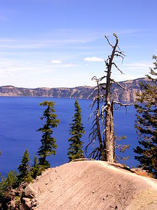 Crater Lake National Park, Oregon, US - 0009