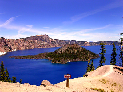 Crater Lake National Park, Oregon, US - 0001