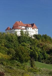 Veliki Tabor castle in Hrvatsko Zagorje, Croatia