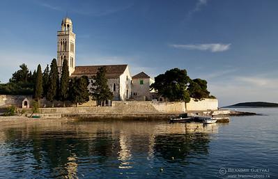 Franciscan monastery and museum. Hvar, Croatia