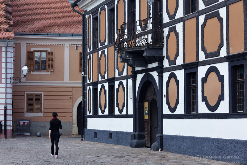 Gallery of Old and Contemporary Masters in Sermage Palace, Varazdin