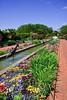Canal Garden at Daniel Stowe