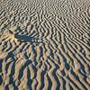 Death Valley sand dunes close up