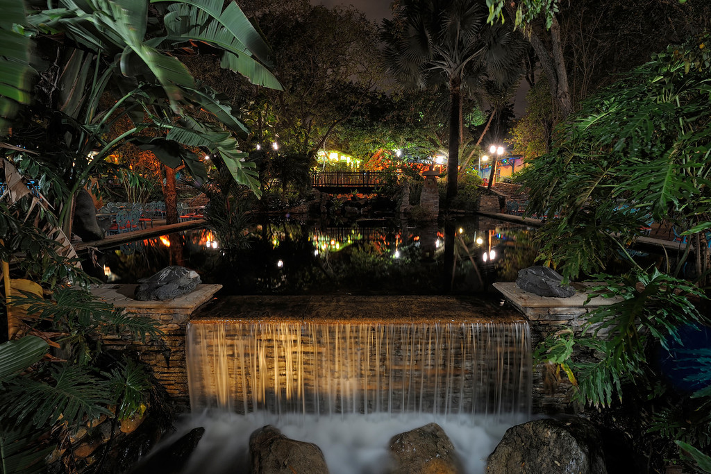 Flame Tree Falls - Flame Tree Barbeque