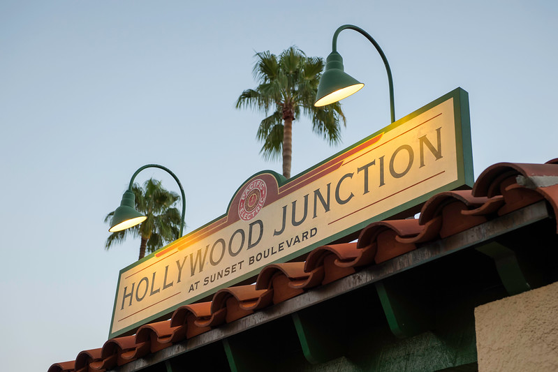 Pacific Electric - Hollywood Junction