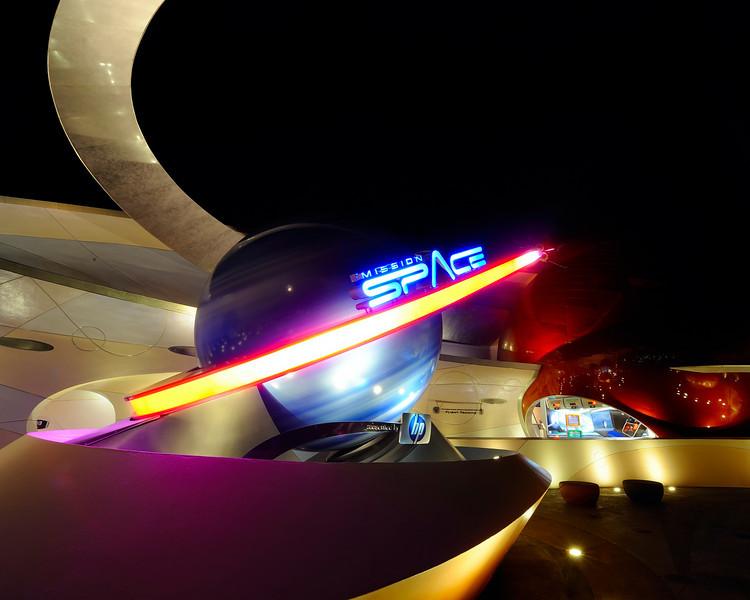 Walt Disney World 6s, at f/22 || E.Comp:0 || 14mm || WB: AUTO 0. || ISO: 200 || Tone:  || Sharp:  || Camera: NIKON D700on: 2010:01:06 20:45:07