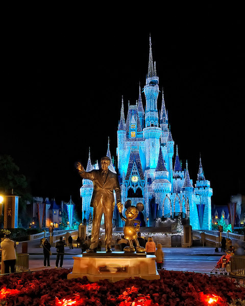 Cinderella Castle Dreamlights