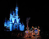 Main Street Electrical Parade and Castle