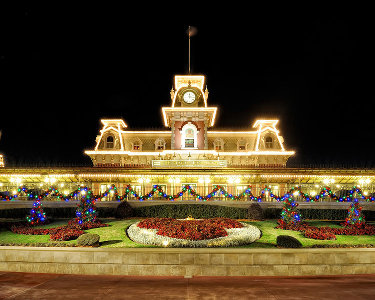Main Street Station Christmas