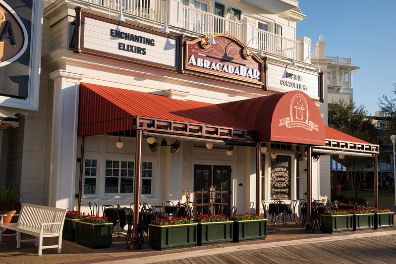Abracadabar, Boardwalk Inn