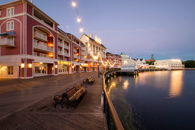 Boardwalk Inn & Villas