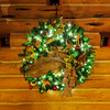 Wilderness Lodge Christmas Wreath