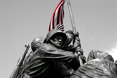 Marine Corps War Memorial | Washington D.C. | US - 0001