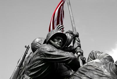 Marine Corps War Memorial | Washington D.C. | US - 0001