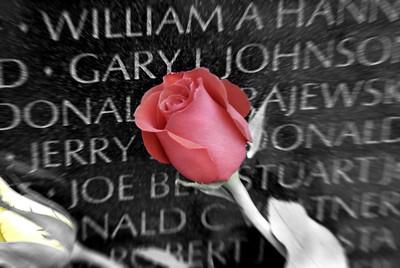 Vietnam Veterans Memorial   Washington D.C.   US - 0002