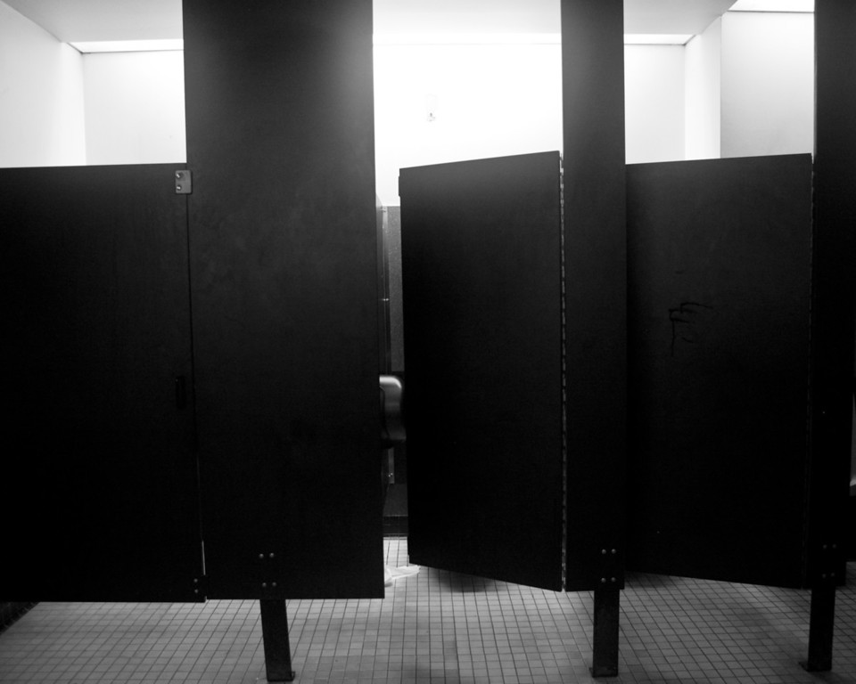 City Hall Bathroom