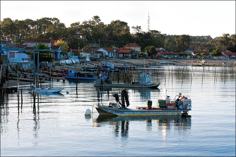 Le Canon, Arcachon Bay