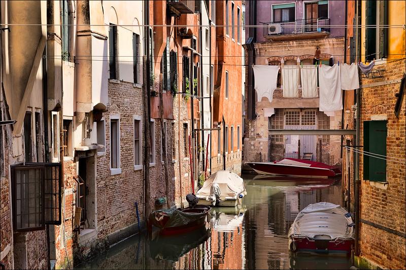 Quiet Venice.