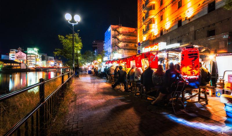 Street Markets of Fukuoka