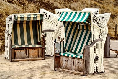 Der Strand | Spiekeroog, Germany - 0069