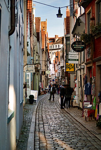 Schnoor Altstadt   Bremen, Germany - 0056