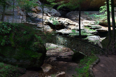 Stone Bridge | Hocking Hills, OH | US - 0017