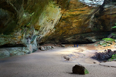 Ash Cave | Hocking Hills, OH | US - 0032