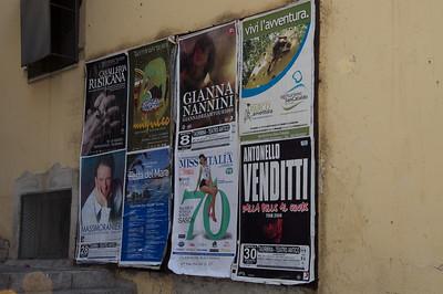 The Arts in Taormina