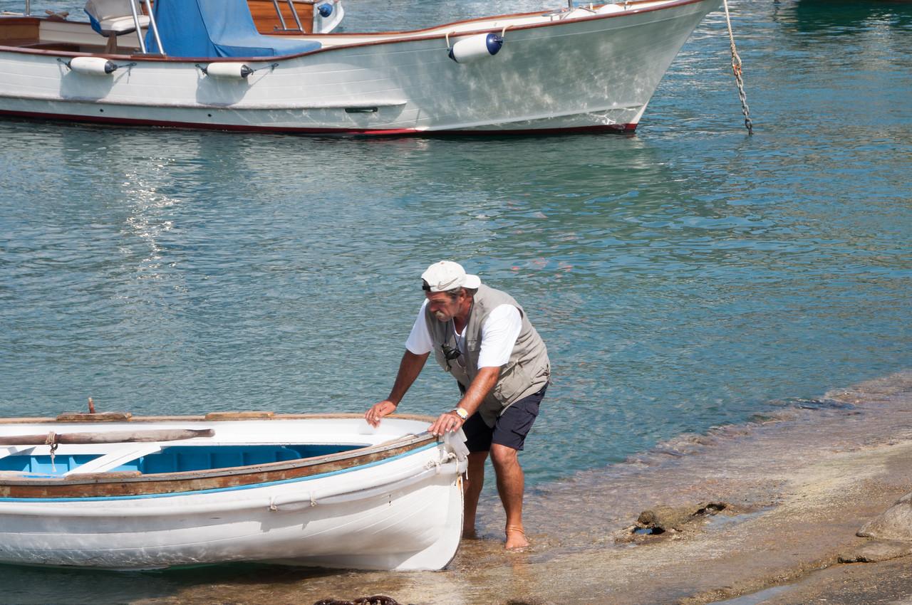 Fisherman - Capri